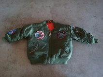 Top Gun flight jacket size 3t in Camp Pendleton, California
