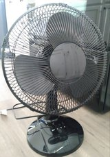 Table Fan in Fort Carson, Colorado