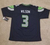 """RUSSELL WILSON Nike """"ON FIELD"""" Jersey (Youth Large) *** NEW *** in Tacoma, Washington"""