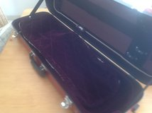 very special Violin Case in red for 4/4 violin in Ramstein, Germany