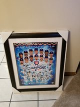 CUBS WORLD SERIES PICTURE in Aurora, Illinois