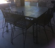 3  Patio tables in Alamogordo, New Mexico