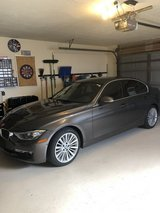 BMW 328D in Kirtland AFB, New Mexico