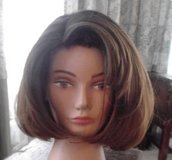 Short Brown Wig, Bob cut, New in Las Cruces, New Mexico