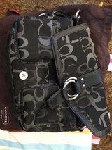 Moving need gone.authentic coach purse in Alamogordo, New Mexico