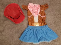 Toy Story Jessie Cowgirl Costume Dress up 4 - 6 in Clarksville, Tennessee