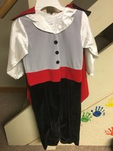 Kids Dracula Halloween Costume in Chicago, Illinois
