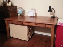 Amish Brown wooden desk in Plainfield, Illinois