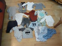 bundle of baby clothes, 3-6 months in Lakenheath, UK