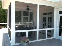 Screened Porches and Patio's in Warner Robins, Georgia