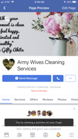 Need your house cleaned at an affordable price? in Fort Campbell, Kentucky