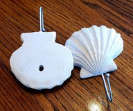 Bathroom Shell Wall Hook Set in Los Angeles, California