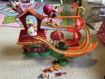 Mini Lalaloopsy Silly Fun House Playset with Misty Mysterious & Zip Line in Glendale Heights, Illinois