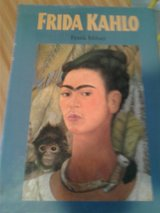 Frida Kahlo art book in Alamogordo, New Mexico