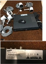 Samsung SDE-5001 Security System with Cameras in Lockport, Illinois
