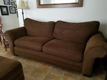 Couch with matching oversized chair and ottoman in Camp Pendleton, California