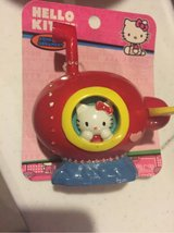 Hello Kitty aquarium ornament brand new with tags in Morris, Illinois