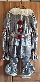 PENNYWISE COSTUME, LARGE SHOES 10 - 10.5 US / 42 EU in Ramstein, Germany