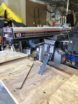 "10"" radial arm saw in Orland Park, Illinois"