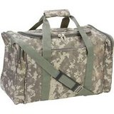 Duffle Bag Camo Camouflage National Rifle Assoc NRA New SALE in Conroe, Texas