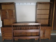 Maple Bedroom Furniture Reduced in Chicago, Illinois