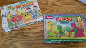 Memory Games in Tinley Park, Illinois
