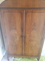 Nice antique wooden cabinet in Fort Benning, Georgia