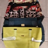 2 Prima miche bags with 5 covers in Quad Cities, Iowa