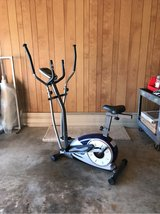 Body Champ Cardio Dual Trainer in Warner Robins, Georgia