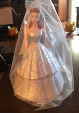 Bride Barbie Cake Topper in Plainfield, Illinois