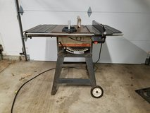 "Craftsman Table Saw 12"" 240V in Glendale Heights, Illinois"
