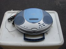 AUDIOPHASE COMPACT DISC PLAYER / AM/FM RADIO in Yorkville, Illinois