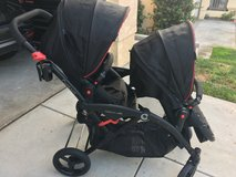 Contours elite double stroller in Camp Pendleton, California