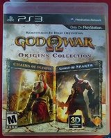 God of War Origins collection  Ps3 in Fairfield, California