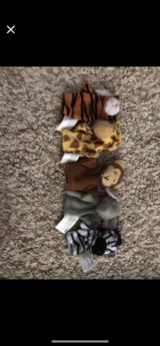 Animal Finger Puppets in Westmont, Illinois
