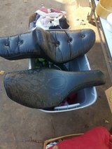 Harley seats in time for LSR this weekend in Baytown, Texas