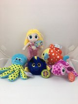 BABY PLUSH TOYS  set of 5 in Los Angeles, California