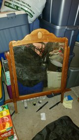 REDUCED Vintage Dresser Mirror in Bolingbrook, Illinois