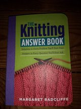 The Knitting Answer Book in Oswego, Illinois