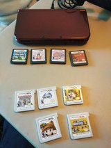 Nintendo 3DS and D's games in Fairfield, California