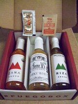 Hot Sauce Club Gift Box in Bartlett, Illinois