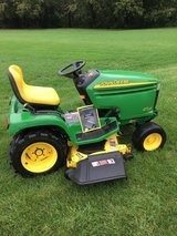 John Deere Tractors; GT245, LX266, D125, LT166, 325,  And More in Yorkville, Illinois