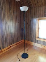 IKEA floor lamp in DeKalb, Illinois
