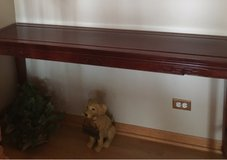Beautiful Rosewood Console Table in Joliet, Illinois