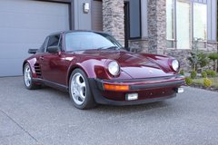 1983 Porsche 911SC Targa in Tacoma, Washington
