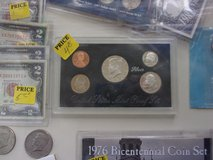 1994 Mint Proof Coin Set in Fort Riley, Kansas
