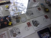 USA Ocean in View Five Cent Coin in Fort Riley, Kansas