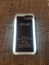iPhone 7 Plus LED case in Ramstein, Germany