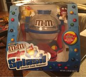 M & M Candy Dispenser in St. Charles, Illinois