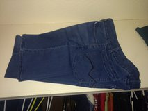 2 pairs Lee Rider 16Misses blue jeans, like new in Alamogordo, New Mexico